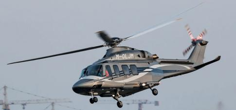 2008 Agusta AW139 for Sale/ Lease in St. Petersburg, Russia