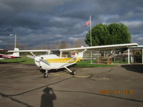 1976 Cessna 172M for Sale in Lebanon, Oregon, United States (S30)