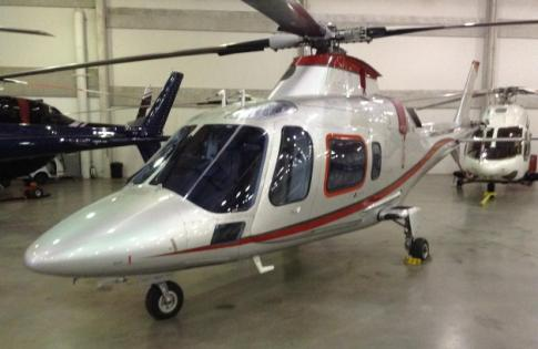 2008 Agusta A109E for Sale in Brazil