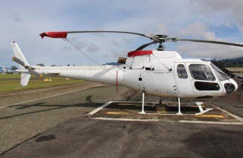 1979 Eurocopter AS 350BA Ecureuil for Sale in Papua New Guinea