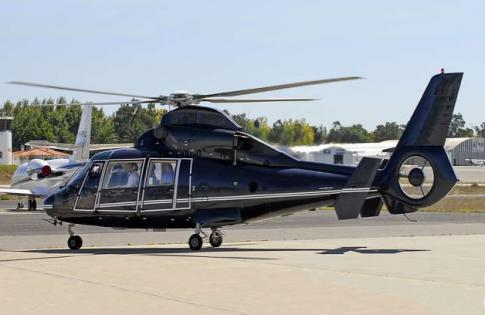 1986 Eurocopter AS 365N Dauphin II for Sale/ Lease in Portugal