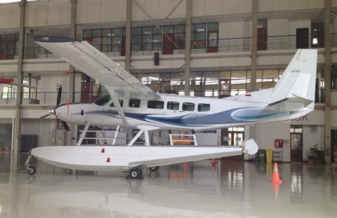 2002 Cessna 208 Caravan Amphibian for Sale in Indonesia