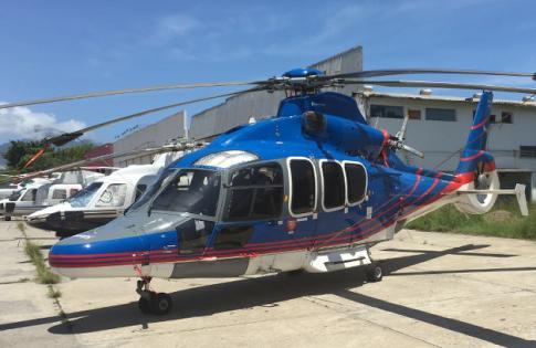 2010 Eurocopter EC 155B1 for Sale in Brazil