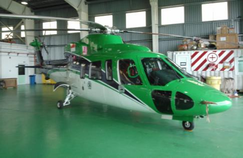 1993 Sikorsky S-76C for Sale in Indonesia