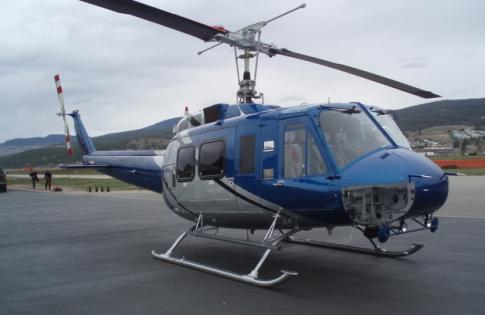 1976 Bell 205A-I Iroquois (Huey) for Sale in Canada