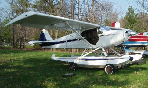 1948 Piper PA-14 Family Cruiser for Sale in Gatineau, Quebec, Canada