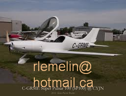 2011 Aero Designs Super Pulsar 100 for Sale in sherbrooke, Quebec, Canada (cysc)