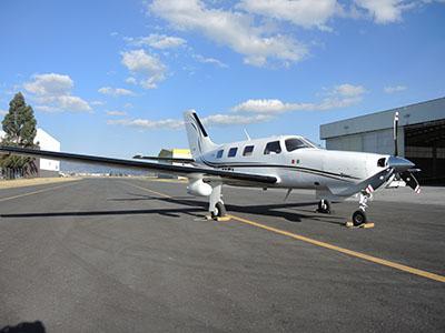 2008 Piper PA-46-350P Malibu Mirage for Sale in United States