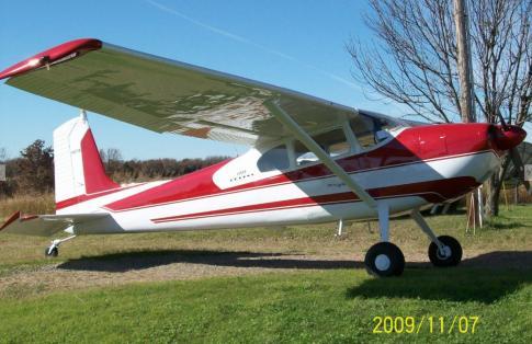 1955 Cessna 180 Skywagon for Sale in wellston, Oklahoma, United States (43ok)