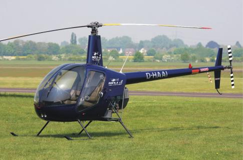 2008 Robinson R-22 for Sale in Freiburg, Germany (EDTF)
