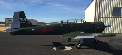 1987 Nanchang CJ-6A for Sale in Oregon, United States