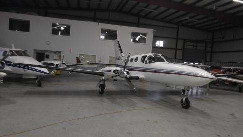 1979 Cessna 414A Chancellor for Sale in ma, United States