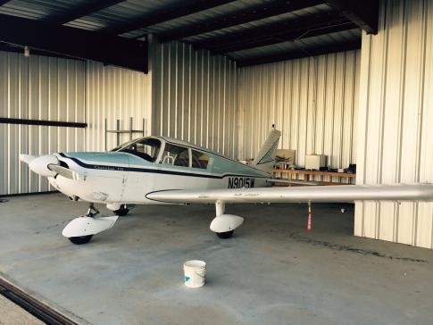 1965 Piper PA-28-235 Cherokee for Sale in Stephenville, Texas, United States (KSEP)