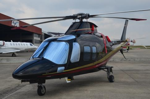 2007 Agusta AW109S Grand for Sale in Sao Paulo, Brazil (SBSP)
