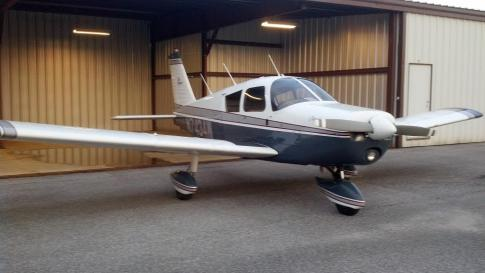 1963 Piper PA-28 Cherokee B for Sale in Bay Minette, Alabama, United States (1R8)