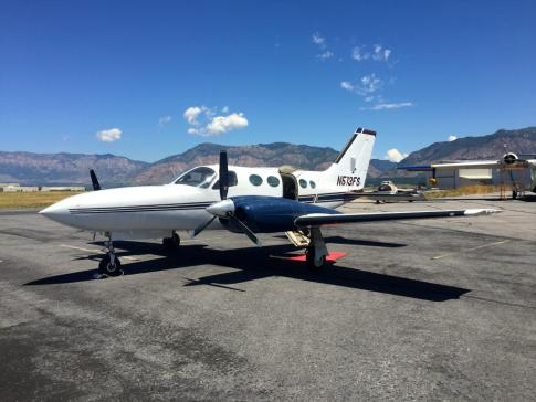 1978 Cessna 421C Golden Eagle for Sale in United States