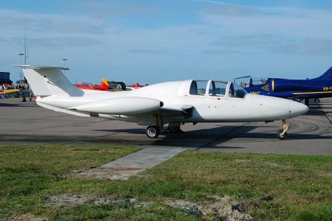 1962 Morane-Saulnier MS.760 Paris Jet for Sale in Groningen, Netherlands