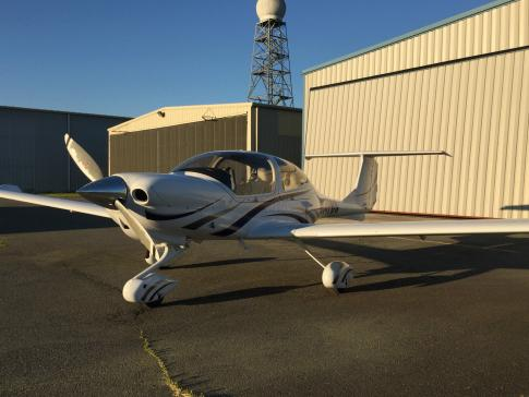 2006 Diamond Aircraft DA40-180 Star for Sale in United States