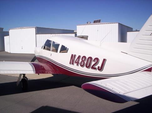 1968 Piper PA-28R Arrow for Sale in hemet, California, United States (hmt)