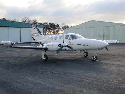 1974 Cessna 421B Golden Eagle for Sale in Pearland, Texas, United States (KLVJ)