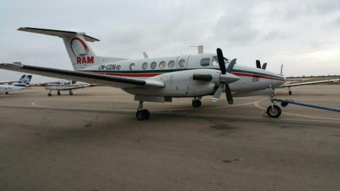 1980 Beech 200 King Air for Sale in Morocco