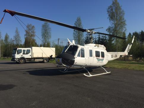 1966 Bell 205/UH-1H Iroquois (Huey) for Sale in Finland