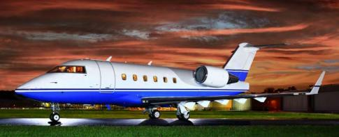1997 Bombardier CL-604 Challenger 604 for Sale in Canada