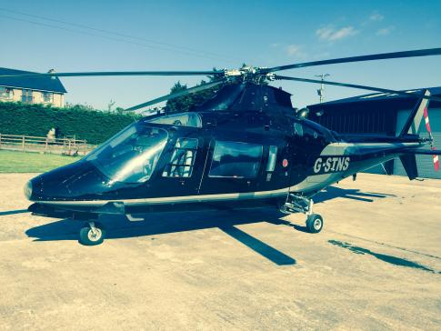 1985 Agusta A109A II for Sale in Belfast, United Kingdom