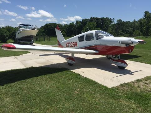 1963 Piper PA-28-180 Cherokee for Sale in Ozark, United States (18MO)