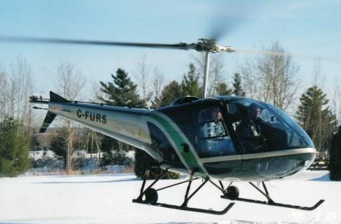 1977 Enstrom F-280C for Sale in Valcourt, Quebec, Canada (CSQ3)