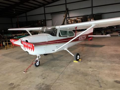 1975 Cessna 172M for Sale in CROWLEY, Texas, United States (TX)
