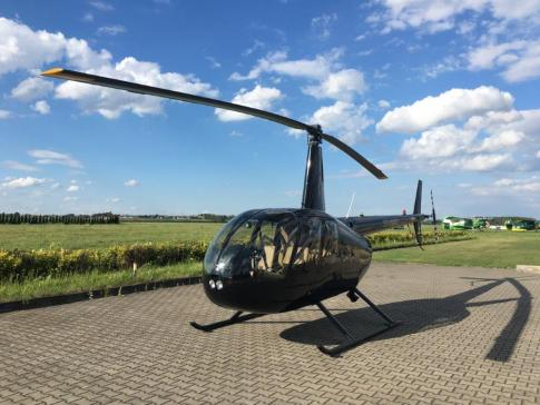 2009 Robinson R-44 Raven II for Sale in Cracow, Poland (EPKP)