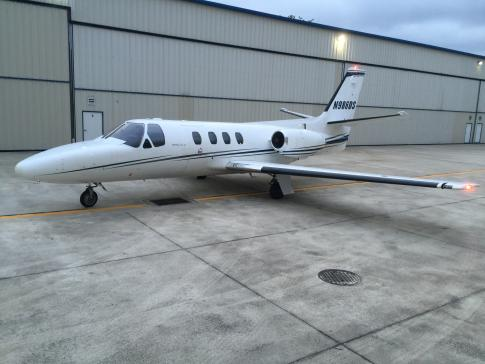 1983 Cessna 501 Citation I/SP for Sale in Port Orange, Florida, United States (7FL6)