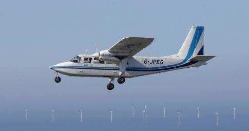 1976 Britten Norman BN2A-20 Islander for Sale in United Kingdom