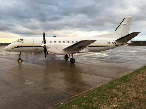 1991 Saab 340B for ACMI Lease/ Wet Lease/ Charter in Odessa, Ukraine (UKOO)