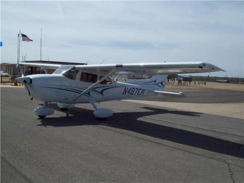 2007 Cessna 172S for Sale in Oklahoma, United States
