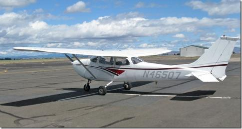 1968 Cessna 172K for Sale in Culver, Oregon, United States (5S5)