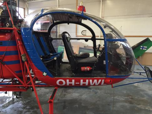 1978 Eurocopter SA 315B Lama for Sale in Finland