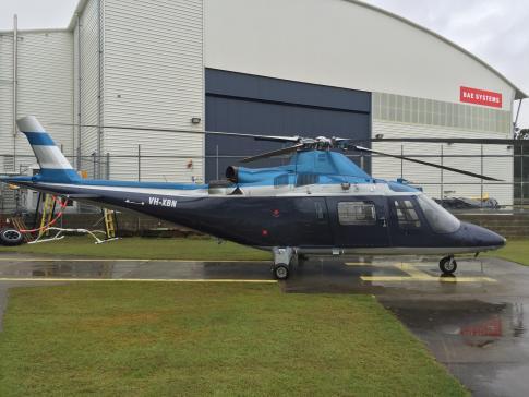 1993 Agusta A109K II for Sale/ Swap/ Trade in NSW, Australia