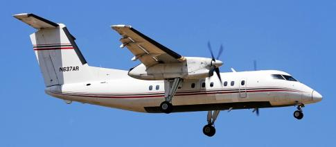 1991 de Havilland DHC-8-103 for Sale in Great Falls, Montana, United States