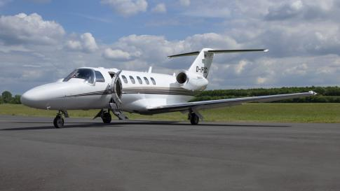 2012 Cessna 525A Citation CJ2+ for Sale in United States