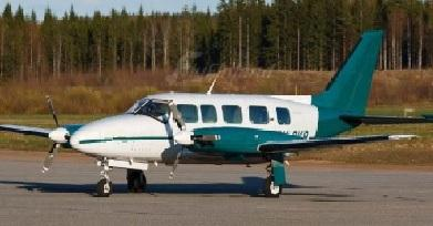 1976 Piper PA-31-350 Chieftain for Sale in europe, Germany