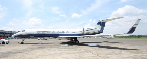 2011 Gulfstream G550 for Sale in Canada