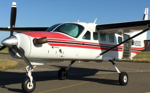 1997 Cessna 208B Grand Caravan for Sale in Davis, California, United States (KDWA)