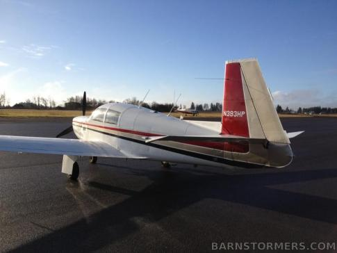 1965 Mooney M20C for Sale in Seattle, Washington, United States (KPLU)