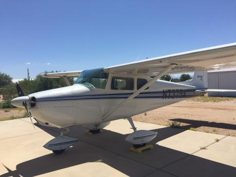 1957 Cessna 172 for Sale in Marana, Arizona, United States (AZ63)