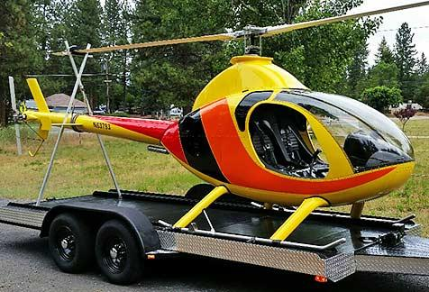 2016 RotorWay 90 Exec for Sale in Redding, California, United States (RDD)