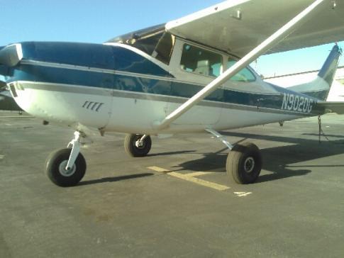 1971 Cessna 182N Skylane for Sale in Chino, California, United States (kcno)