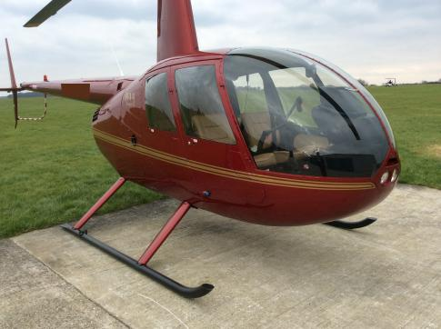2008 Robinson R-44 Raven II for Sale in Lithuania