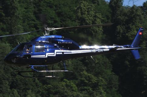 1989 Eurocopter AS 355F2 Ecureuil II for Sale in Bellinzona, Switzerland